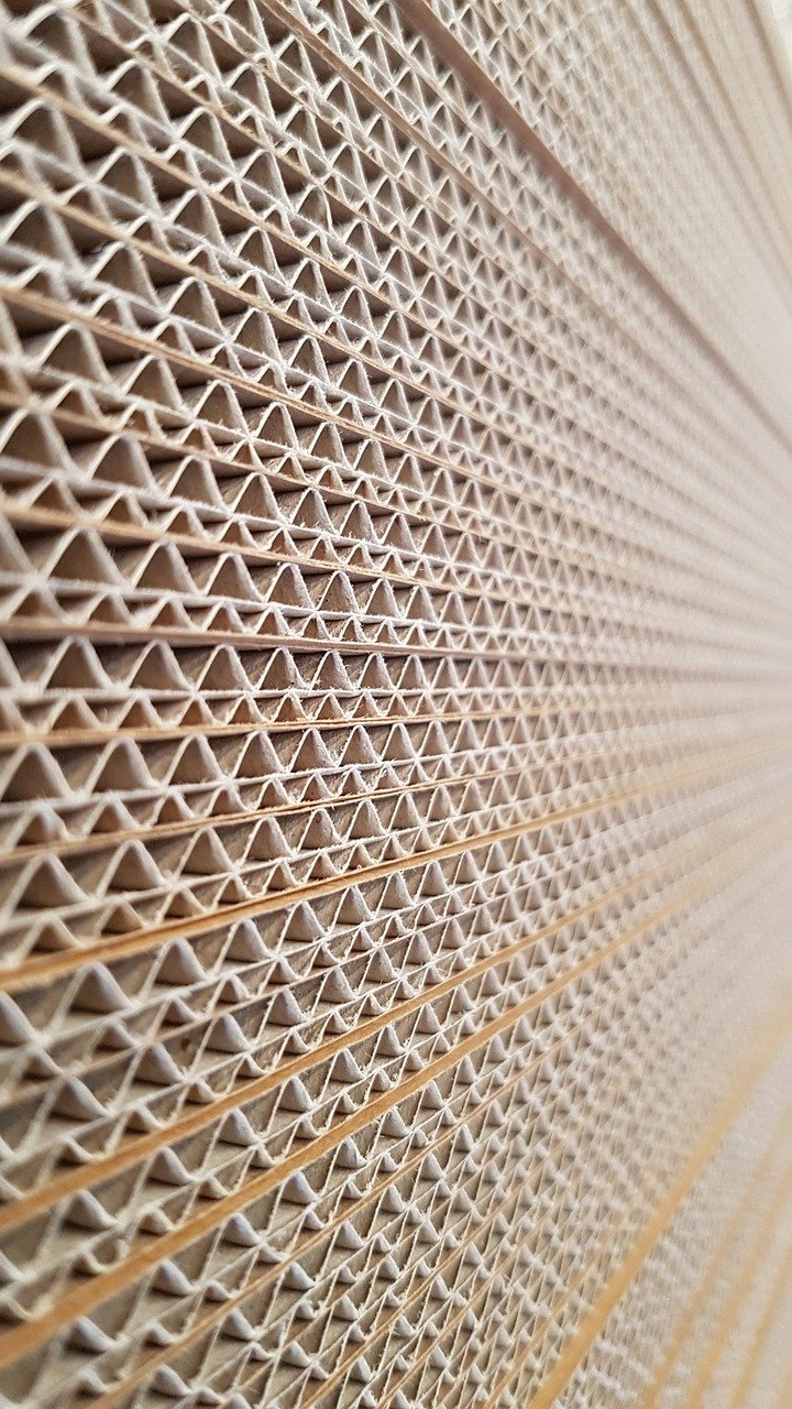 corrugated board, packaging, packaging material
